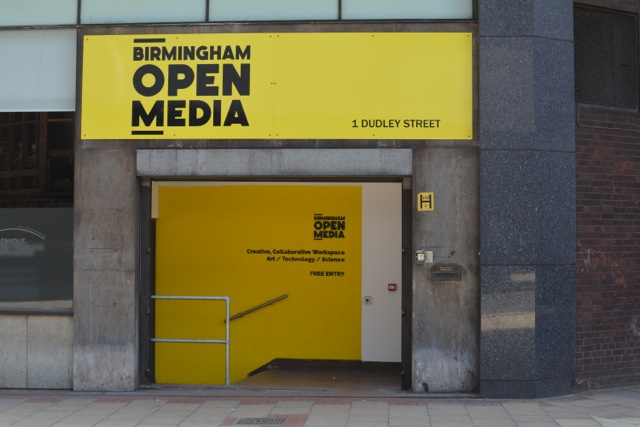Birmingham Open Media Lab